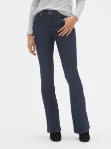 JEANS PERFECT BOOT DARK RINSE MUJER