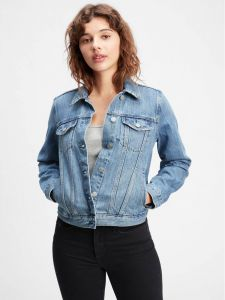 CHAQUETA JEANS MUJER