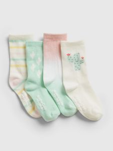 CALCETINES 4PACK CACTUS TODDLER GIRL