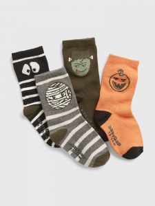 CALCETINES 4PACK TODDLER BOY